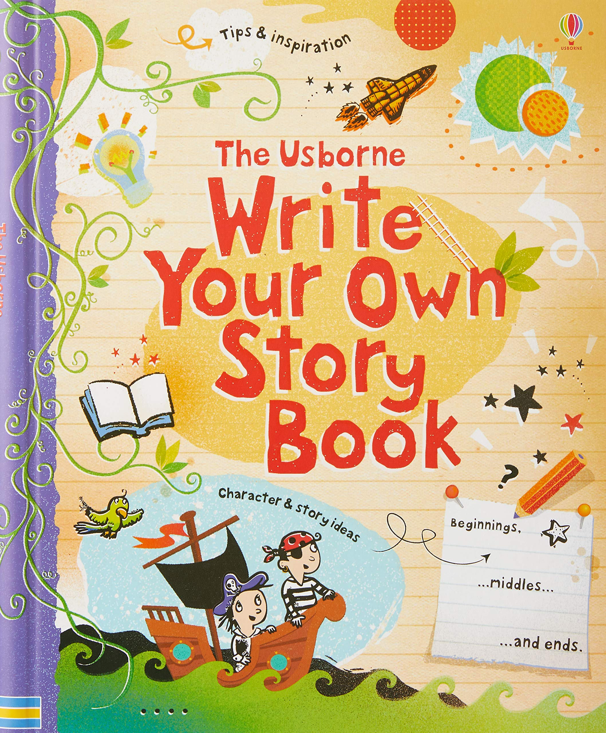 Write Your Own Storybook: Amazon.co.uk: Louie Stowell, Jane Chisholm: Books