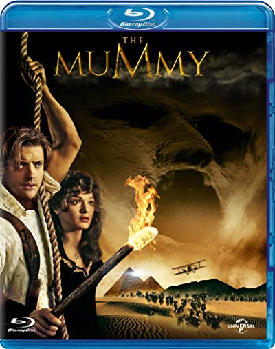The Mummy 1999 300MB 480p BluRay Dual Audio In Hindi