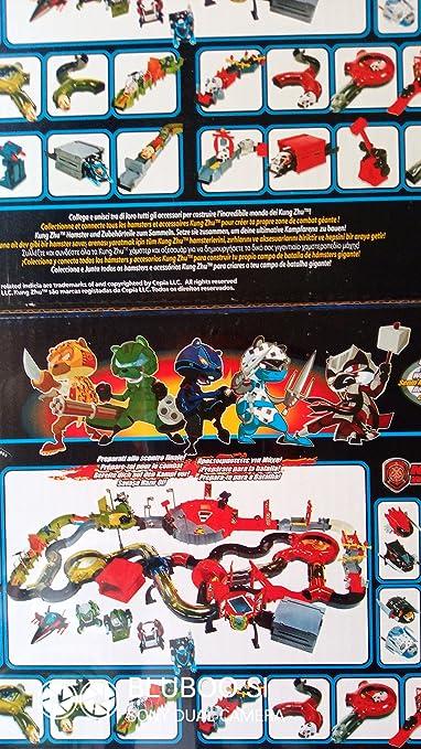 Vehículo De Combate Para Hamster Ninja Pack 2 Vehículos + 1 ...