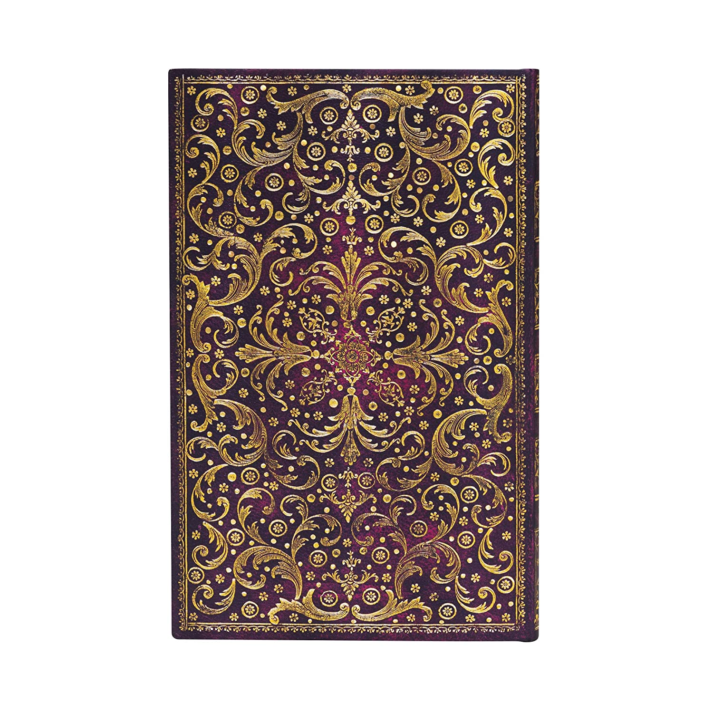 210 x 135 mm Paperblanks 12-Monatskalender 2020 Aurelia |Vertikal Maxi