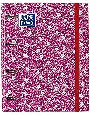 Oxford Floral - Carpeta con recambio