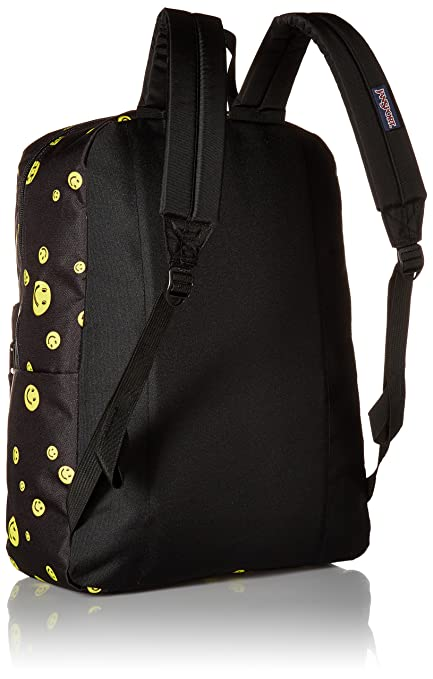 Amazon.com | JanSport Exposed Backpack - Miles of Smiles | Casual Daypacks