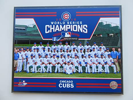 785b22d61 Image Unavailable. Image not available for. Color  CHICAGO CUBS 2016 WORLD  SERIES CHAMPIONS ...