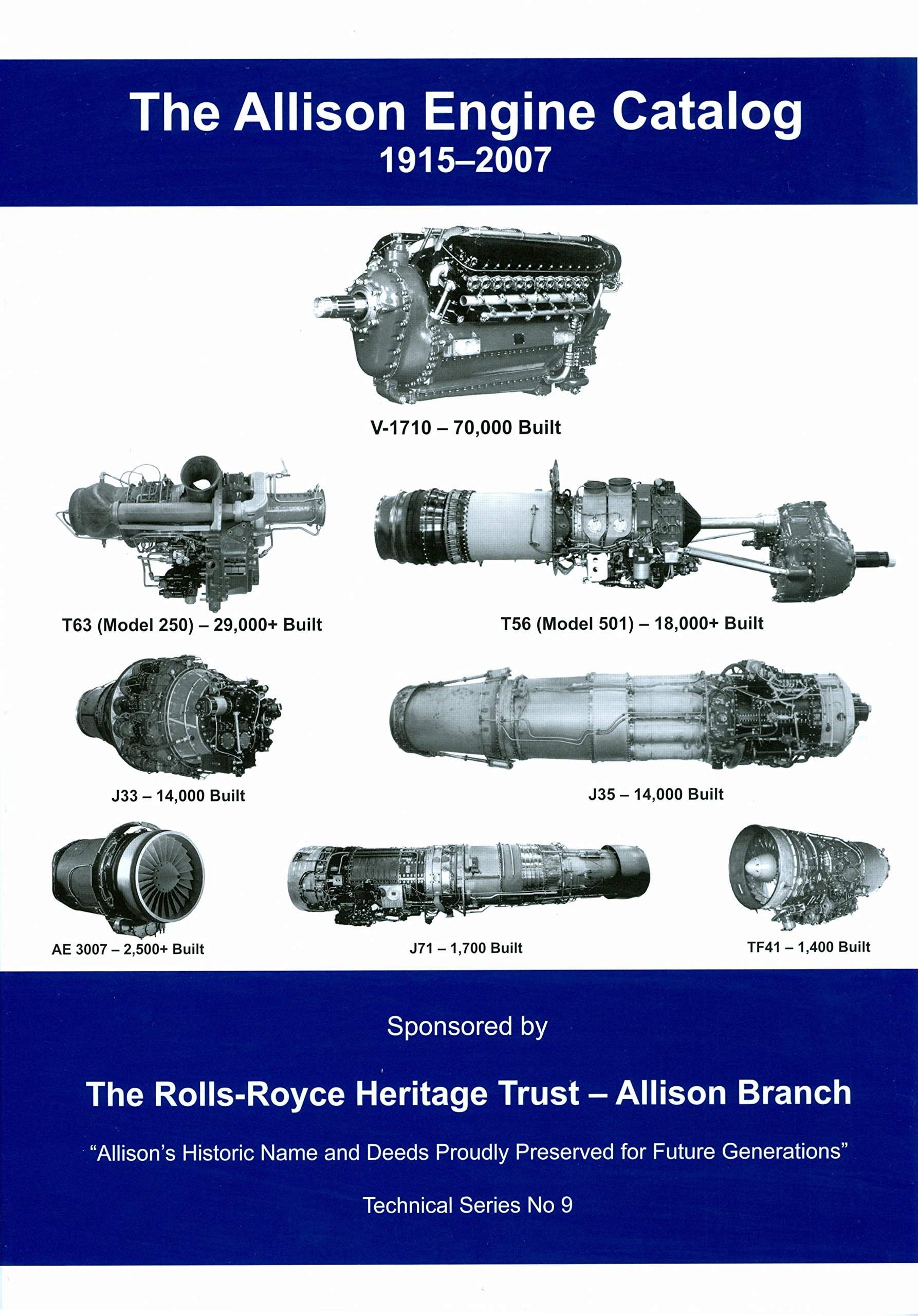 Allison Engine Catalog