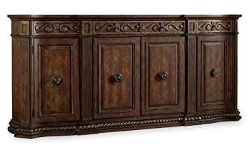 Amazoncom Hooker Furniture Adagio 96 Inch Credenza Buffets