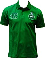 Polo ASSE - Collection officielle AS SAINT ETIENNE - Football club Ligue 1 - Taille adulte homme