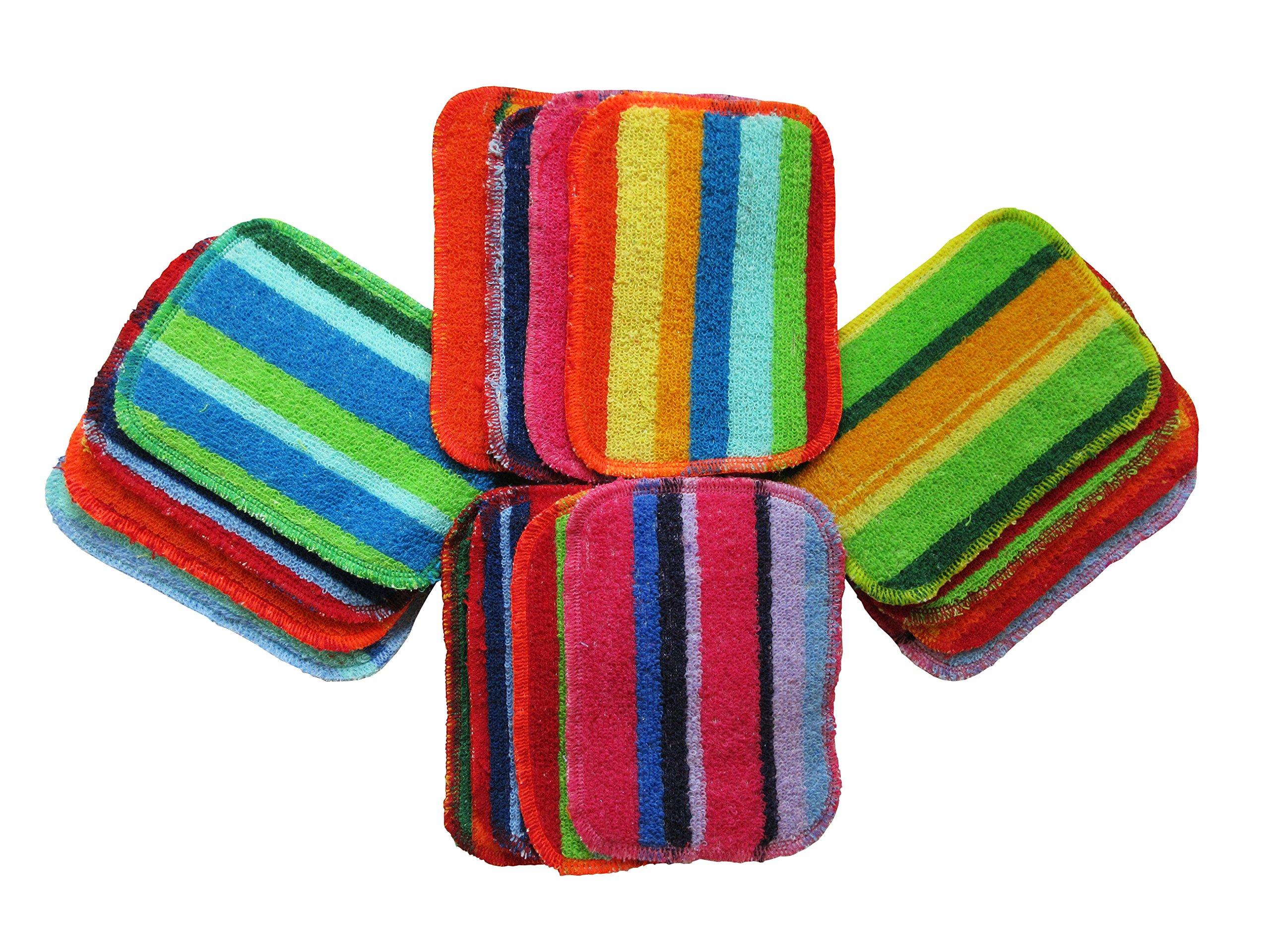 Rainbow Scrubbies 16 Regular