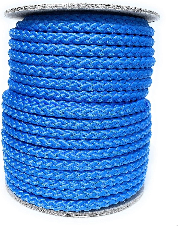 2-20mm Polypropylenseil  Leine Polypropylen Tau Reepschnur Seil Schnur GELB