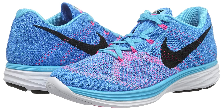 b630160f0e4 ... NIKE Women s Flyknit Lunar3 Lunar3 Lunar3 Running Training Shoes  B01DCJY5WY 8 B(M)