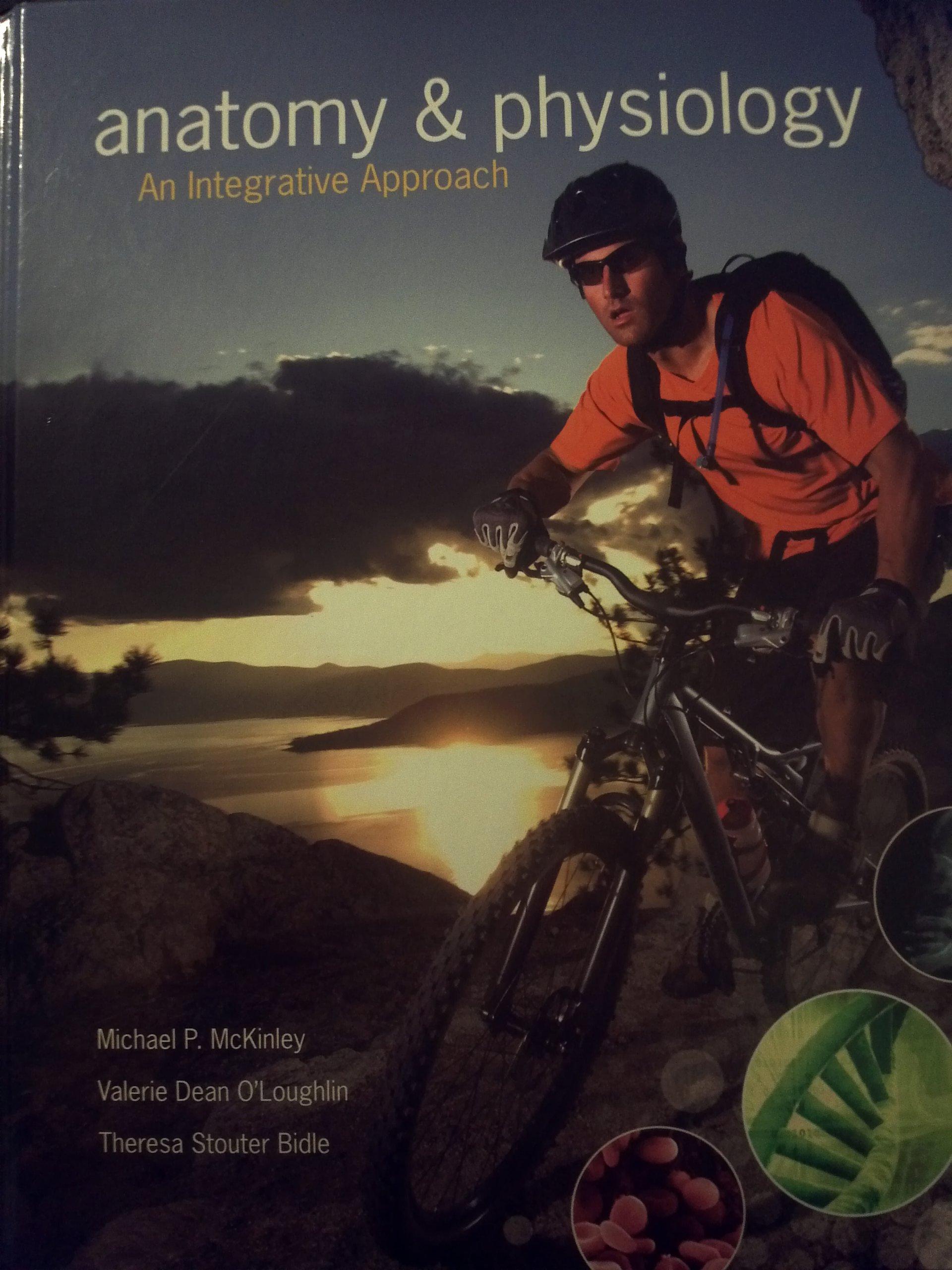 Anatomy & Physiology an Integrative Approach 2nd Ed: Michael P ...