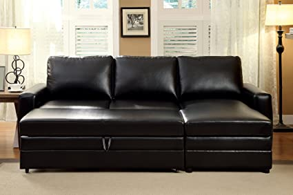 Bon Furniture Of America Knowles Corner Sofa