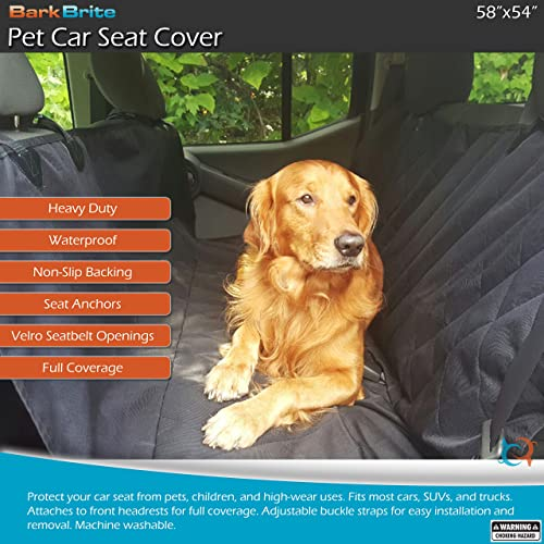 All Purpose Versatile Heavy Duty Waterproof Pet Seat Cover