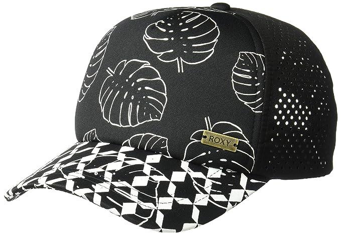Amazon.com  Roxy Women s Waves Machine Trucker Hat e8fbeb8169c6
