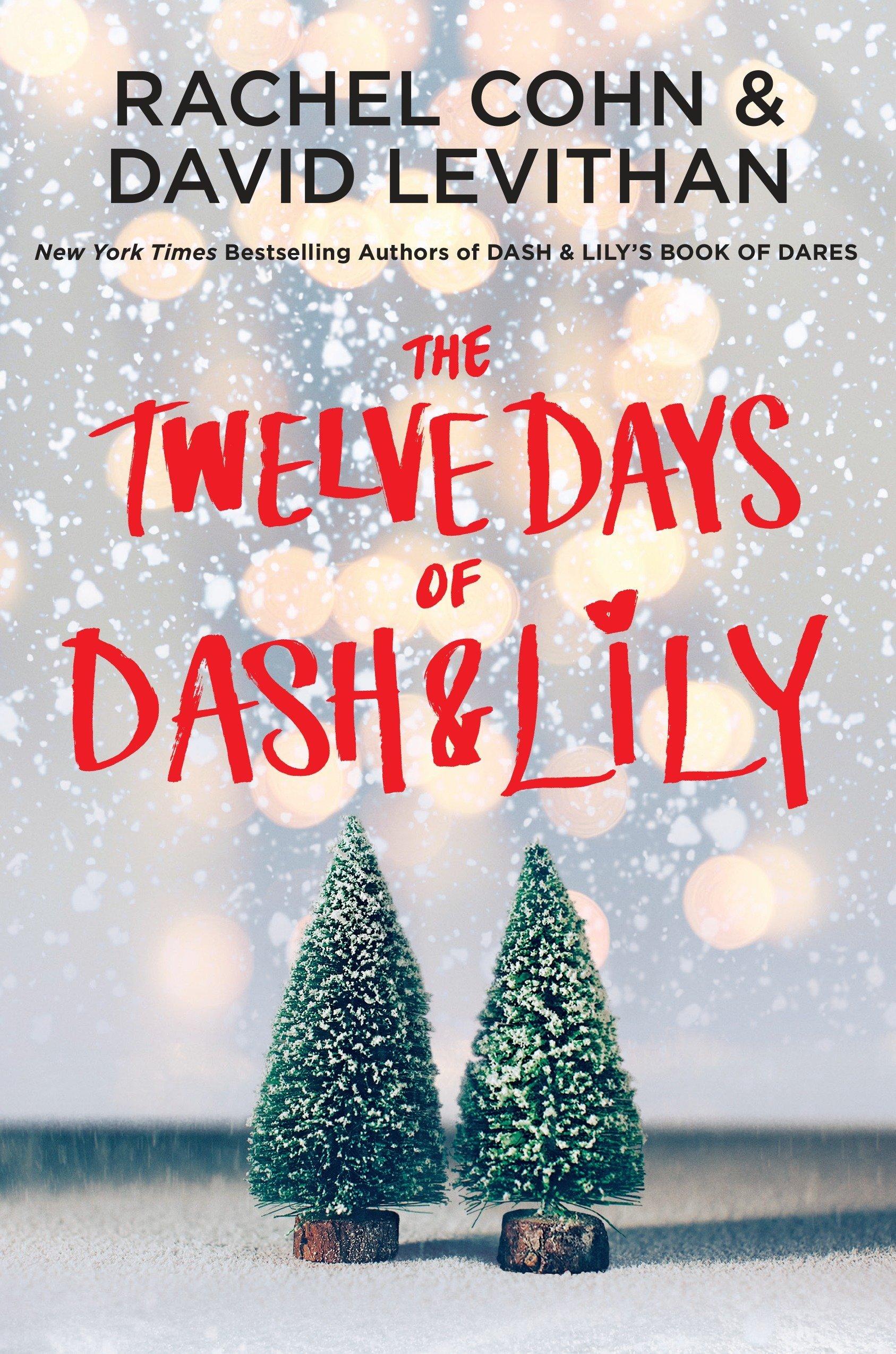Amazon.com: The Twelve Days of Dash & Lily (Dash & Lily Series)  (9780399553806): Cohn, Rachel, Levithan, David: Books