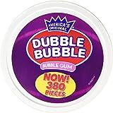 Dubble Bubble 380 Count Tub - Fruitastic Flavors, 3LBS 12.3 OZ (1.71 KG)