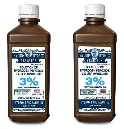 Hydrox Hydrogen Peroxide 3%