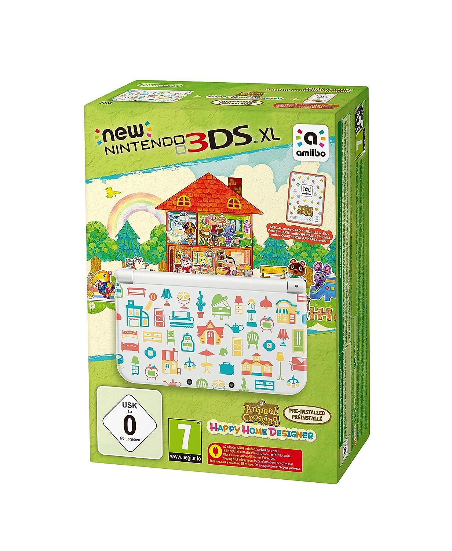 New Nintendo 3DS XL Animal Crossing amazon