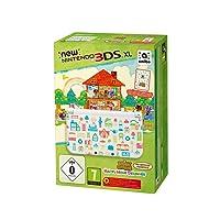 New Nintendo 3DS XL - Konsole (Special Edition) + Animal Crossing: Happy Home Designer (vorinstalliert)