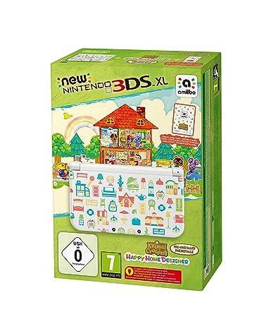 Console New Nintendo 3DS XL+ Animal Crossing: Happy Home Designer ...