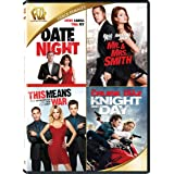 Date Night / Mr & Mrs Smith / This Means War / Knight and Day