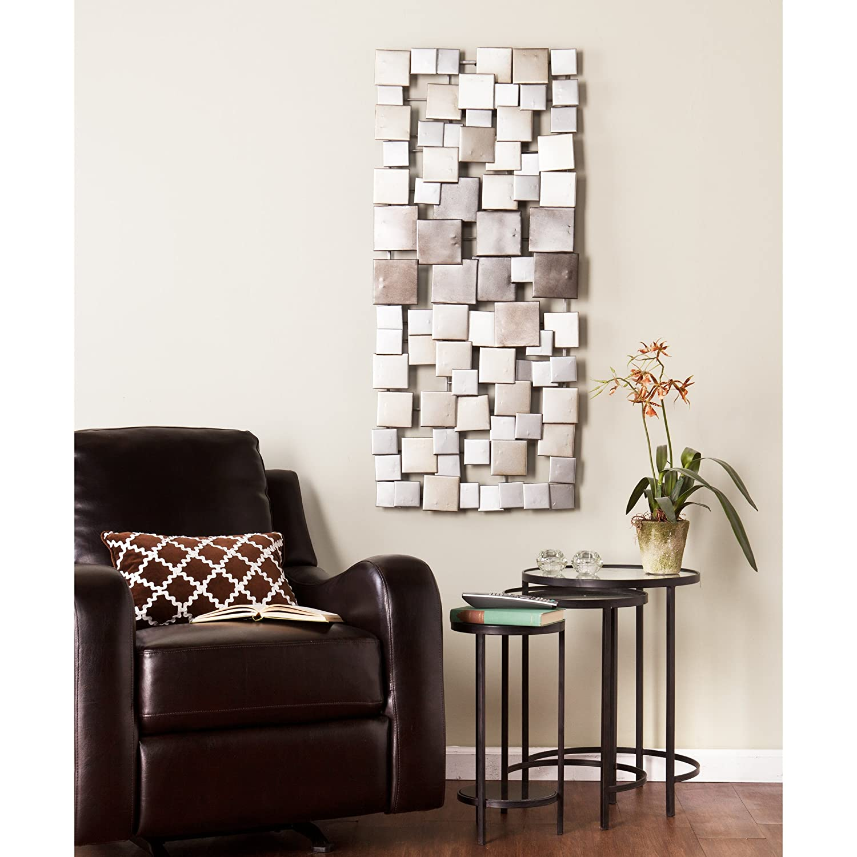 Amazon holly martin wavson wall sculpture home kitchen amipublicfo Choice Image