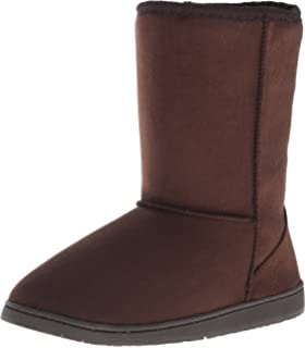 b9a8619ff7 Amazon.com | Women's Warm Winter Boots Ankle High Classic Vegan ...
