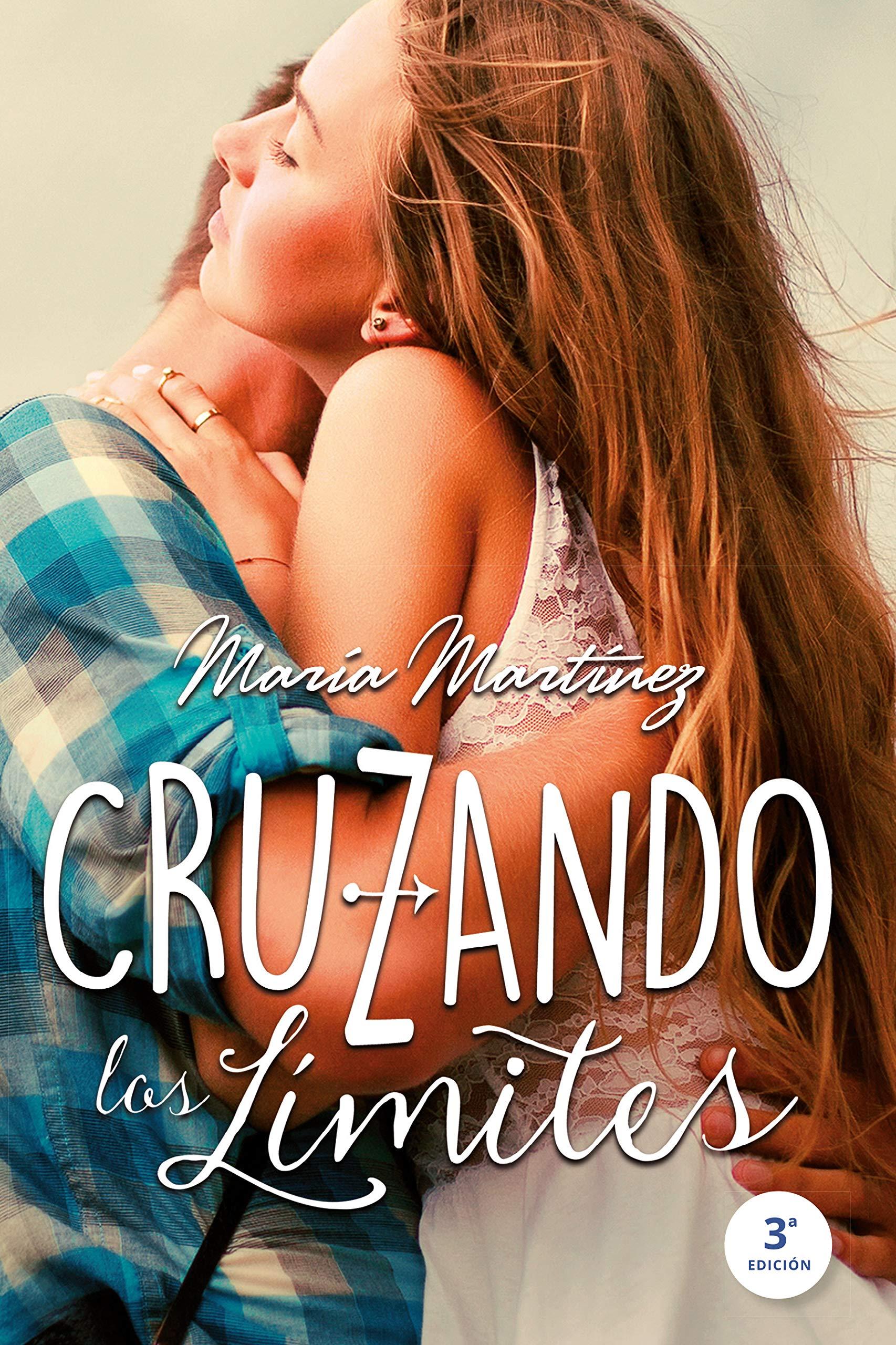 Cruzando los límites (Titania fresh): Amazon.es: Martínez, María: Libros