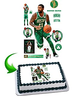 Kyrie Irving Edible Image Cake Topper Icing Sugar Paper A4 Sheet Frosting Photo 1