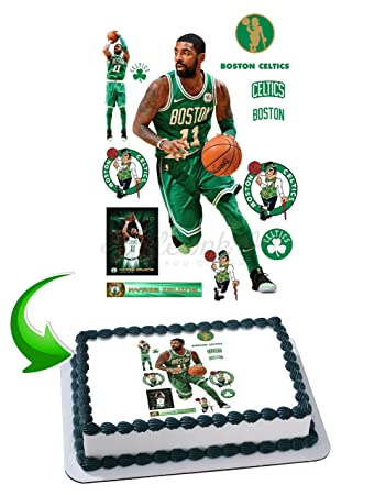 Kyrie Irving Edible Image Cake Topper Icing Sugar Paper A4 Sheet
