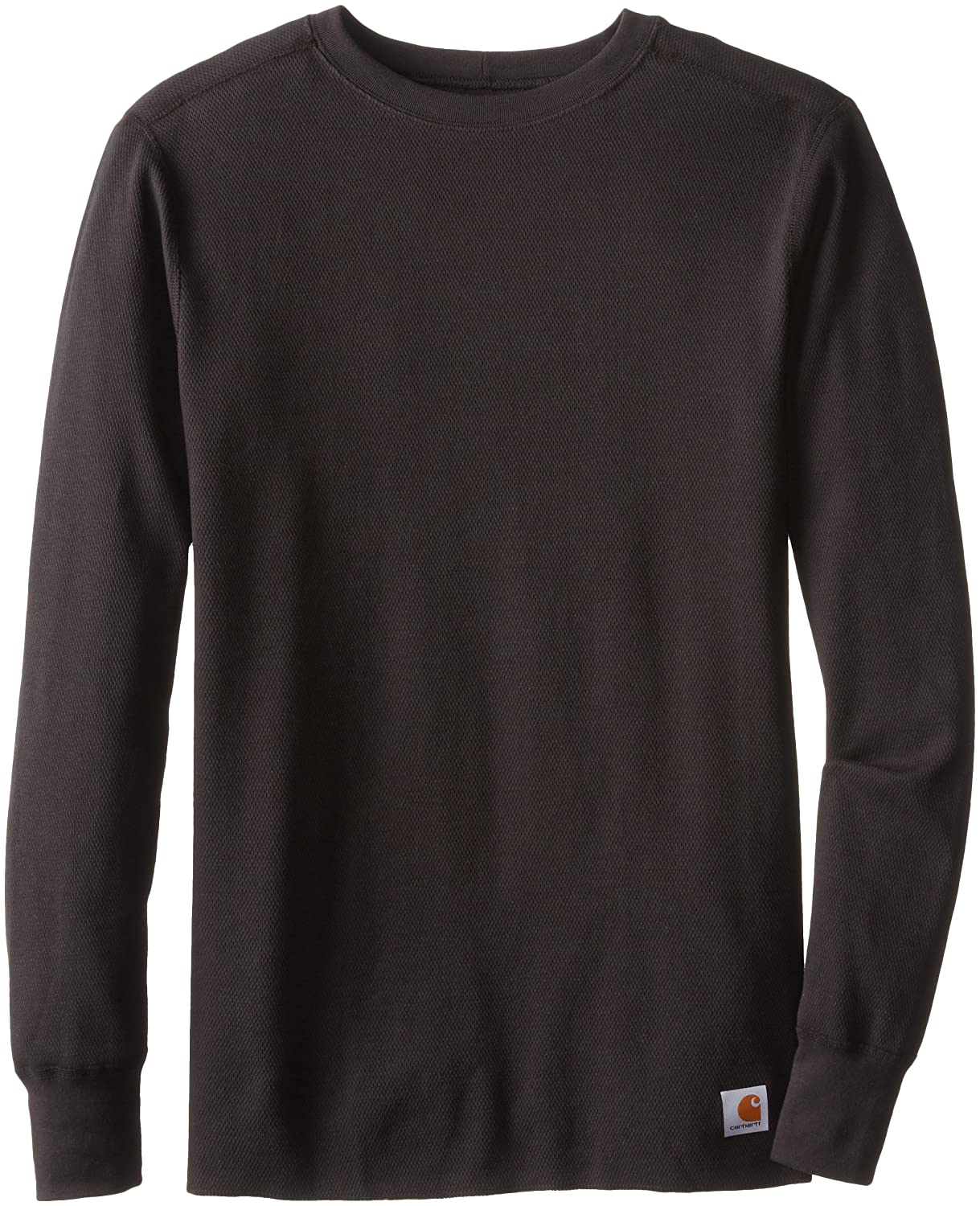 Carhartt mens tall Base Force(TM) Cotton Super-cold Weather Crew Neck Top - Tall Carhartt Sportswear - Mens 100639