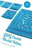 GREG Crochet Blanket Pattern US Version