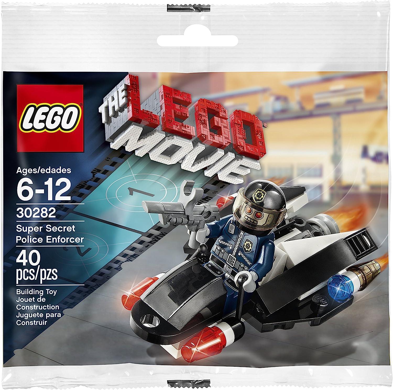 LEGO THE MOVIE SUPER SECRET POLICE ENFORCER 30282 by LEGO