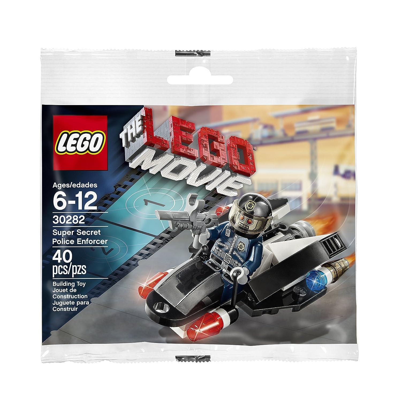 Lego - Die movie super secret polizei enforcer setzen lego 30282