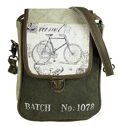 señora Bolso hombro de Sunsa de bolso Bolso hombre Vintage compra de rt7Hqt