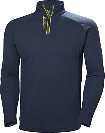 Helly Hansen 1//2 Zip Pullover Navy 54213 Warm and Stylish