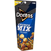 8-Pack Doritos Crunch Mix Cool Ranch Flavored Snack Mix, 3 Ounce