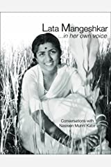 Lata Mangeshkar in Her Own Voice Hardcover