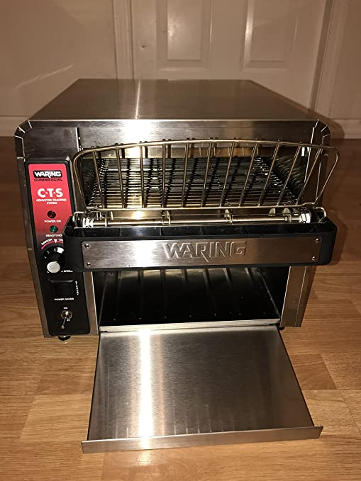 Amazon.com: Waring Conveyor - Tostador comercial: Kitchen ...