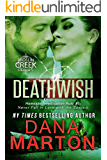 Deathwish: A Small-Town Christmas Romantic Mystery (Broslin Creek Book 6)
