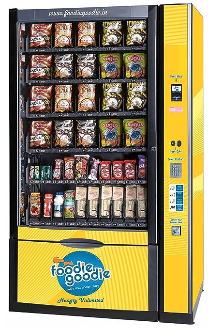 Vending Machine Price >> Automatic Snacks Vending Machine Amazon In Home Kitchen
