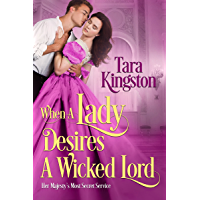 When a Lady Desires a Wicked Lord (Her Majesty's Most Secret Service Book 3)
