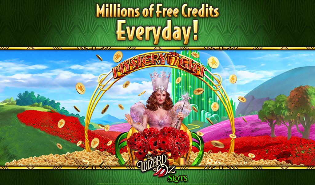 Zynga wizard of oz slots free coins