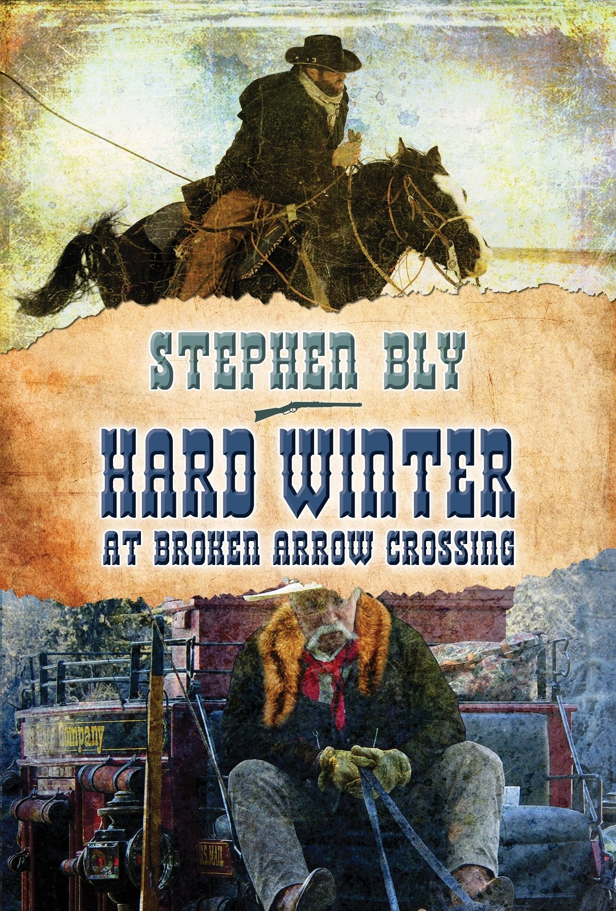 Image result for hard winter at broken arrow crossing