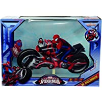 Simba 79-3089746 - Moto Radiocontrol Spiderman - Spiderman