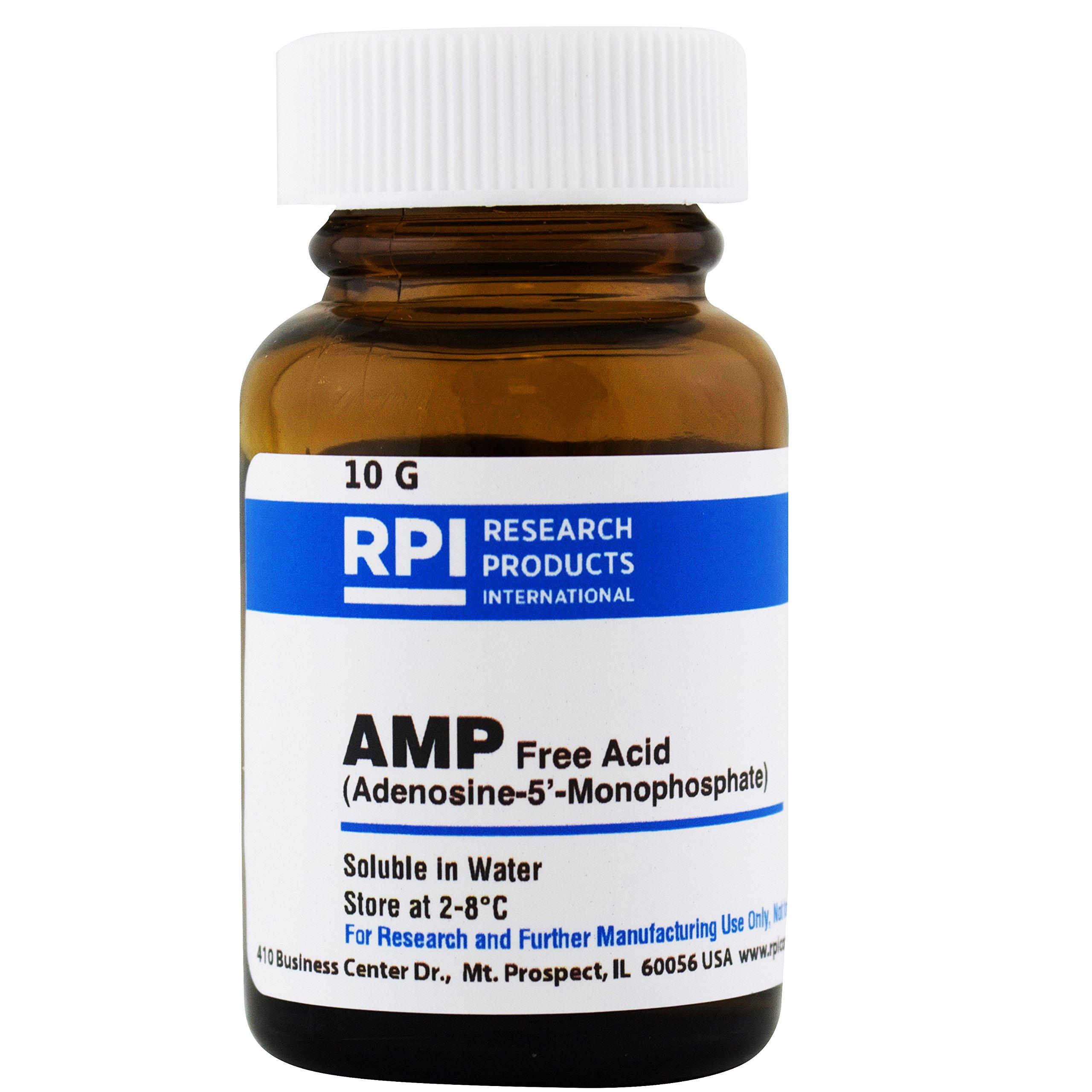 AMP [Adenosine-5-Monophosphate, Free Acid], 10 Grams