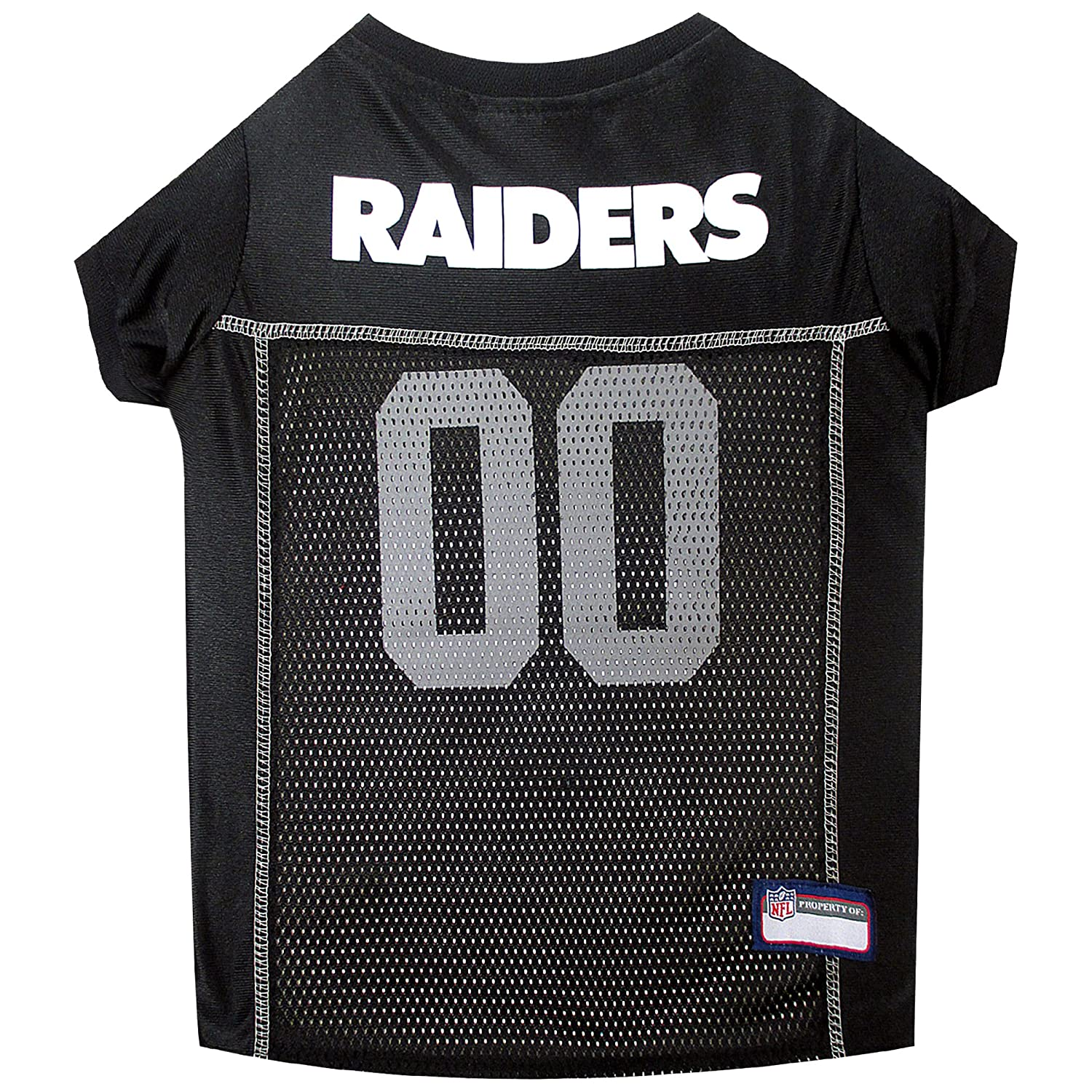 Amazon.com   Pets First NFL Oakland Raiders Jersey a60b8a20f