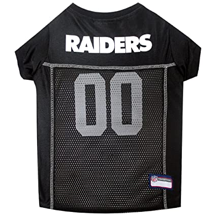 8e361176c Amazon.com   NFL OAKLAND RAIDERS DOG Jersey