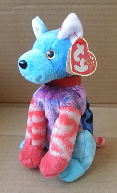 557826163d9 Amazon.com  TY Beanie Babies Hodge-Podge the Dog Stuffed Animal Plush Toy -  6 1 2 inches tall - Multi-color by Smartbuy  Everything Else