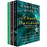 The Charley Davidson Series, Books 4-6: Fourth Grave Beneath My Feet, Fifth Grave Past the Light, Sixth Grave on the Edge