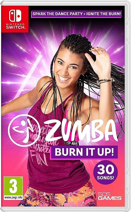 Zumba Burn It Up - Nintendo Switch [Importación inglesa]: Amazon.es: Videojuegos